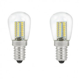 2PCS 5W E14 LED Globe Bulbs C35 104PCS SMD 3014 500 lm Warm White / Cool White Decorative AC 220-240 V