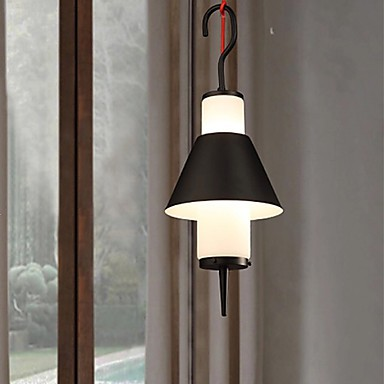 Chandeliers Mini Style Modern/Contemporary Living Room/Bedroom/Dining Room/Study Room/Office Metal Pendant Light