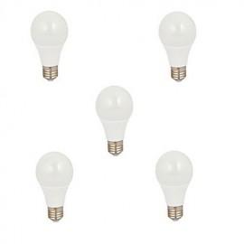 5pcs 5W E27 12XSMD5630 600LM LED Globe Bulbs LED Light Bulbs(220V)