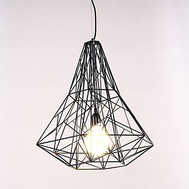 60W Modern/Contemporary Bulb Included Chrome Metal ChandeliersLiving Room / Bedroom / Dining Room / Study Room/Office / Kids Room / Game