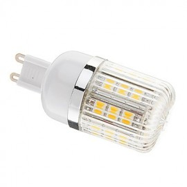 G9 3 W 27 SMD 5050 350 LM Warm White Dimmable Corn Bulbs AC 220-240 V