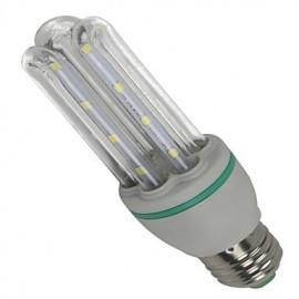 SD 3W LED Light E27 Screw Corn Lamp U-Type Ultra-Bright Indoor Energy-Saving Lamps