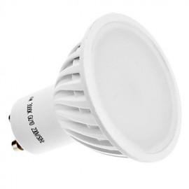 GU10 LED Spotlight MR16 42 SMD 3014 330 lm Warm White AC 220-240 V