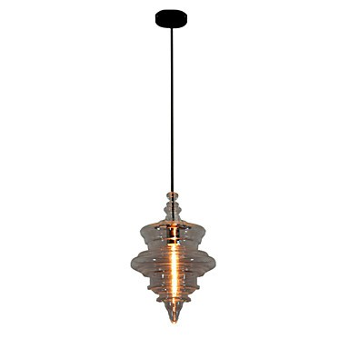 Modern Pendant Light with 1 Lights