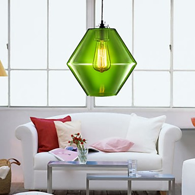 Chandeliers Mini Style Modern/Contemporary Living Room/Bedroom/Dining Room/Study Room/Office Glass