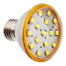 E27 4W 16x5050SMD 288-320LM 6000K Cold White Light LED Spot Bulb (200-240V)
