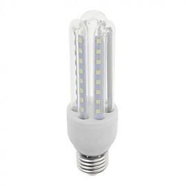 SD 1PCS E27 9W 750lm Warm White/White Light 48 SMD 2835 LED Corn Lamps (AC 85-265V)