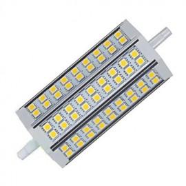 15W R7S Decoration Light T 54LED SMD 5050 1100LM lm Warm White / Cool White Decorative 85-265V 1 pcs