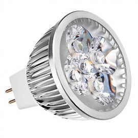 Dimmable Spot Lights 4 W LM Warm White AC 12 V