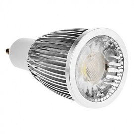 GU10 5 W 1 COB 420-450 LM Cool White Spot Lights AC 85-265 V