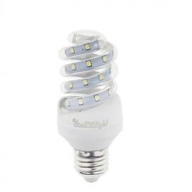 1PCS E27 9W 800lm Warm White/White Light 23 SMD 2835 LED Corn Lamps (AC 220V)