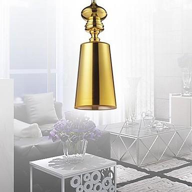 Chandeliers, 1 Light, Simple Modern Artistic Single Light Pendant Light