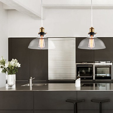 MAX 60W Modern/Contemporary Mini Style Metal Chandeliers Living Room / Bedroom / Dining Room / Study Room/Office