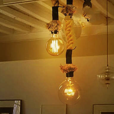 Chandeliers Bulb Included Traditional/Classic Living Room/Bedroom/Dining Room/Study Room/Office Glass