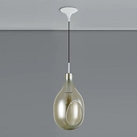Chandeliers, 1 Light, Simple Modern Artistic Pendant Light