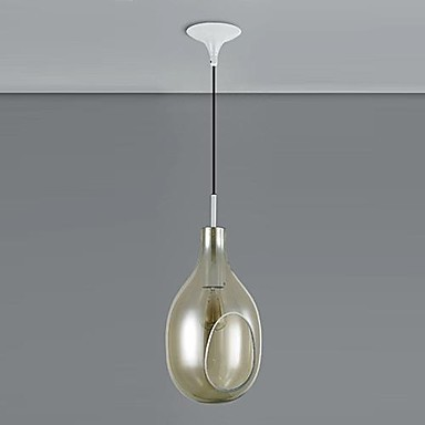 Chandeliers, 1 Light, Simple Modern Artistic Pendant Light