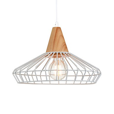 Modern/Contemporary Bulb Included Painting Metal Chandeliers Living Room / Bedroom / Dining Room / Study Room/Office / Kids Room / Hallway