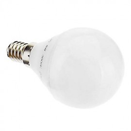 E14 4 W 26 SMD 3022 320 LM Warm White Globe Bulbs AC 220-240 V