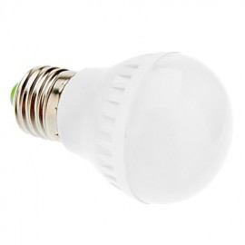 E27 6W 18x5730SMD 470-510LM 3000K Warm White Light LED Ball Bulb (220-240V)