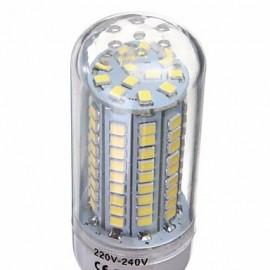 E14/G9/GU10/E26/E27/B22 18W 102x2835SMD 1650LM Warm/Cool White LED AC 220-240V