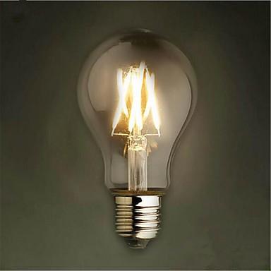 A19 6w Led Energy Saving Decorative Imitation Retro Incandescent Light Bulbs