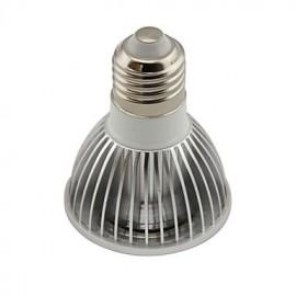 5W GU10 / E26/E27 LED Par Lights PAR20 1 COB 500LM lm Warm White / Cool White Dimmable AC 220-240 / AC 110-130 V