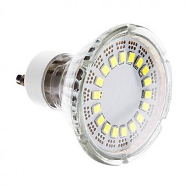 GU10 2 W 18 SMD 2835 190-220 LM Cool White Spot Lights AC 220-240 V