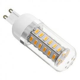 6W G9 LED Bi-pin Lights 42 SMD 5730 420 lm Warm White AC 220-240 V