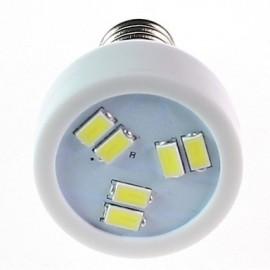 White Light LED Bulb E14 2.5W 6LED SMD5630 220V