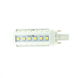 G24 9W Warm White/Cool White 48x5050SMD 900LM 3500K 6000K Home / Office Corn Bulbs AC85-265V