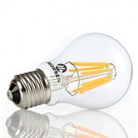 Decorative Globe Bulbs , E26/E27 8 W 8 COB 750-850LM LM Warm White / Cool White AC 100-240 V