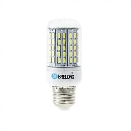 8W E14 B22 E26/E27 LED Corn Lights T 96 SMD 5730 720 lm Warm White Cool White Decorative AC 220-240 V 1 pcs