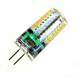 5W G4 Based 64SMD 3014 350LM Warm Light / White Light Tiny LEDs Corn Light