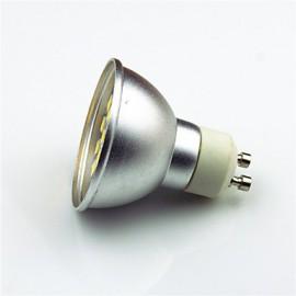 3W GU10 LED Spotlight 30 SMD 5050 280 lm Warm White Cool White Decorative AC 12 V 1 pcs