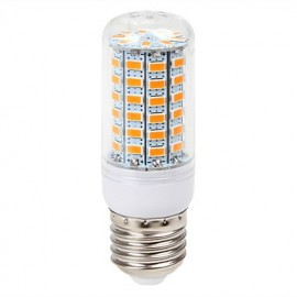 1 pcs E14/G9/E26/E27 15 W 69 SMD 5730 1500 LM Warm White/Cool White B Corn Bulbs AC 220-240/AC 110-130 V