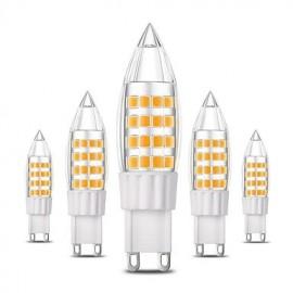 6 pcs5W E14 G9 G4 LED Bi-pin Lights T 44 SMD 2835 500 lm Warm White Cool White Decorative AC 220-240 V
