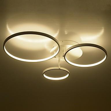 64W Modern/Contemporary LED Flush Mount Living Room / Bedroom / Dining Room / Kitchen