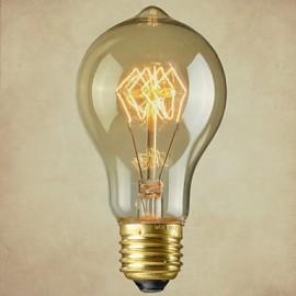 E26/27 Edison Tungsten Filament Bulbs OM - P001 Restoring Ancient Ways 40W