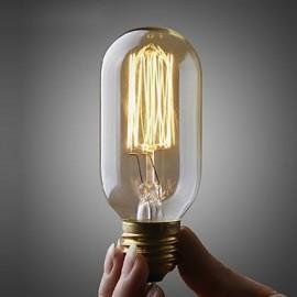 40W E27 Ellipsoid Tungsten Light Bulb(220V-240V)