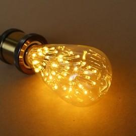 E27 3W ST64 Star Edison Light Bulb Decorative Light Source