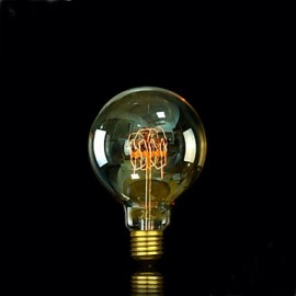 G95 E27 25W Edison Art Deco Tungsten Light Source (85V-265V)