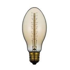 40W E27 Retro Industry Style Bullet Incandescent Bulb