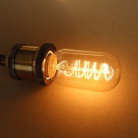 E27 25W T45 Around The Silk Edison CULB Bar KTV Personality RETRO Art light Bulb