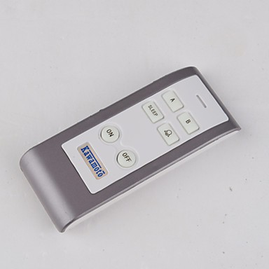 Remote Control Flush Mount Crystal / LED Included Modern/Contemporary