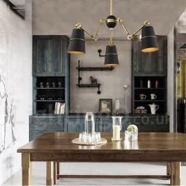 3 Light Modern/ Contemporary Chandelier Lamp for Living Room, Dining Room, Bedroom Light