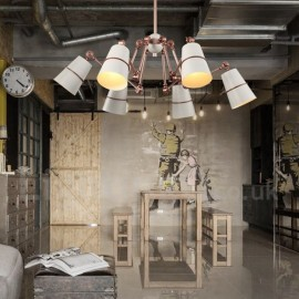 6 Light Chandelier Lamp with Modern/ Contemporary Style for Living Room, Dining Room, Bedroom Light
