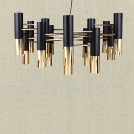 Modern/ Contemporary 19 Light Chandelier Single Tier Lamp for Living Room Dining Room Bedroom Light