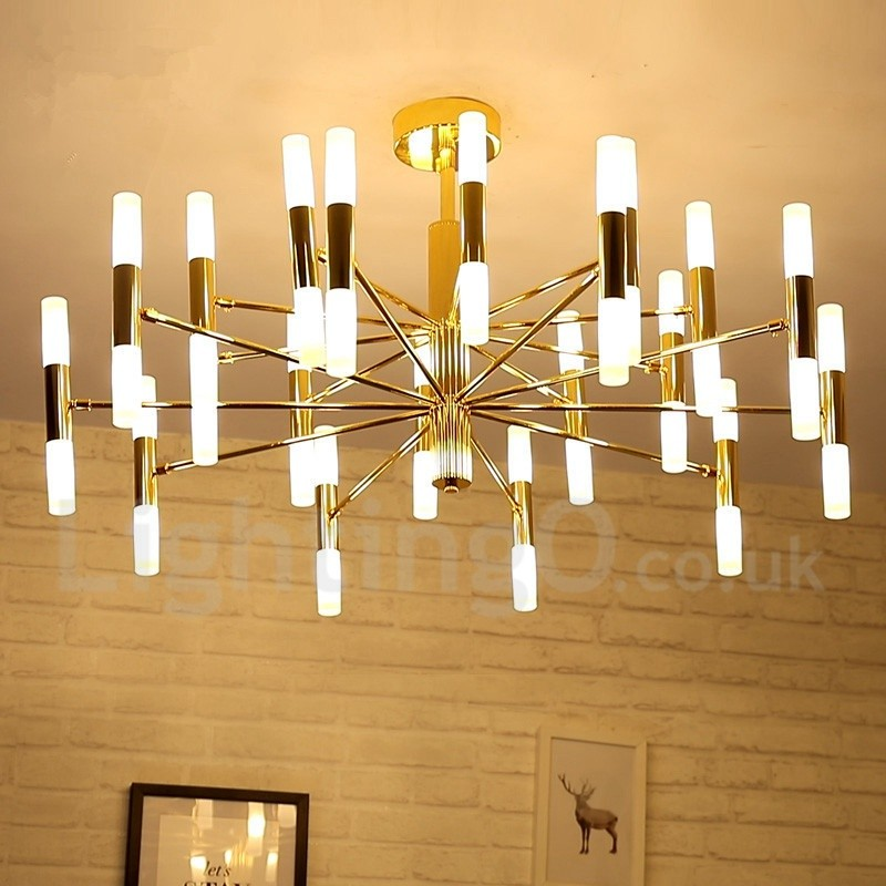 Contemporary Chandelier lighting. | Contemporary chandelier