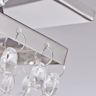 Ceiling Light Crystal Modern 5 Lights