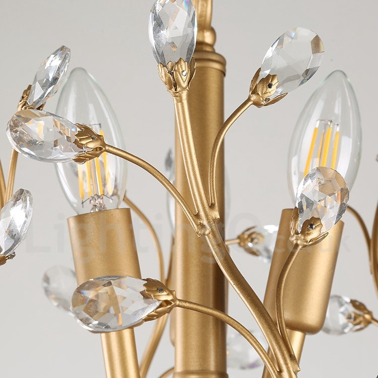 Dining Room Chandelier Size: 60CM Height 45CM Wide Modern/ Contemporary 7 Light